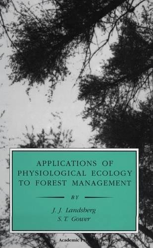 9780124359550: Applications of Physiological Ecology to Forest Management