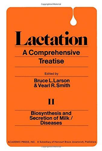 9780124367029: Lactation: A Comprehensive Treatise, Vol. 2