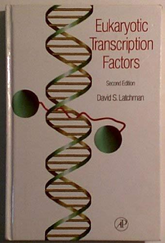 9780124371729: Eukaryotic Transcription Factors