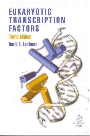 9780124371774: Eukaryotic Transcription Factors, Third Edition
