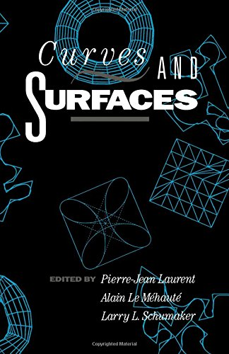 9780124386600: Curves and Surfaces