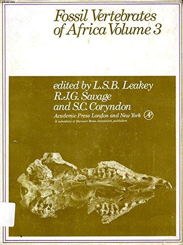 9780124404038: Fossil Vertebrates of Africa