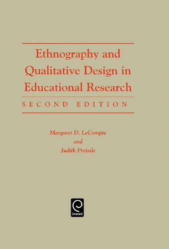 9780124405752: Ethnography and Qualitative Design in Educational Research, Second Edition