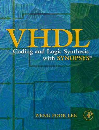 9780124406513: Vhdl Coding and Logic Synthesis with Synopsys