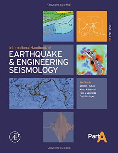 9780124406520: International Handbook of Earthquake and Engineering Seismology: Pt. A (International Geophysics)