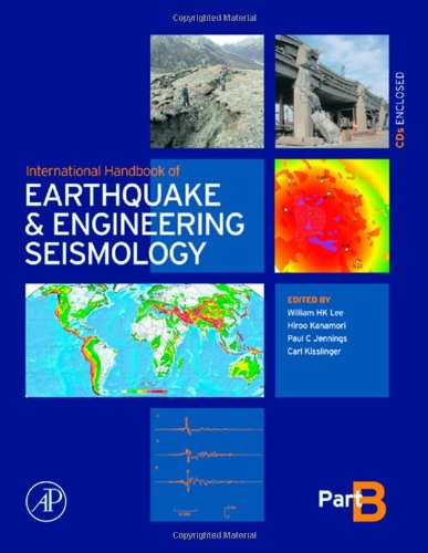 9780124406582: International Handbook of Earthquake & Engineering Seismology, Part B, Volume 81B (International Geophysics)