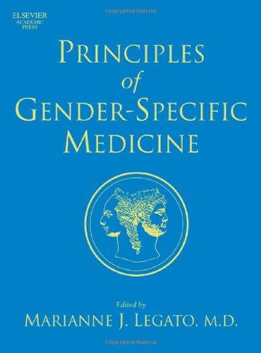 9780124409057: Principles of Gender-Specific Medicine
