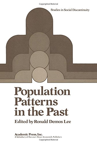 9780124418509: Population Patterns in the Past (Studies in social discontinuity)