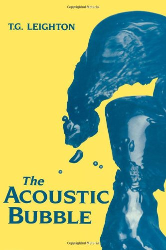9780124419209: The Acoustic Bubble