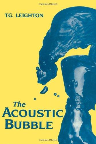 9780124419209: The Acoustic Bubble