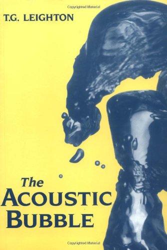 9780124419216: The Acoustic Bubble