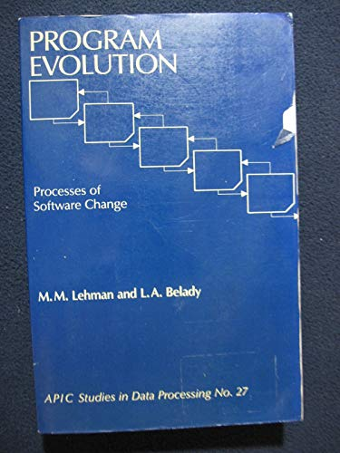 9780124424418: Program Evolution