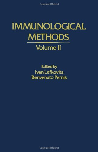 9780124427020: Immunological Methods (Volume II)