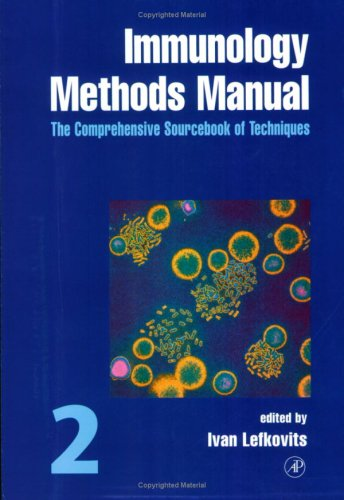 9780124427129: Immunology Methods Manual: The Comprehensive Sourcebook of Techniques: 002 (Immunology Methods Manuals)