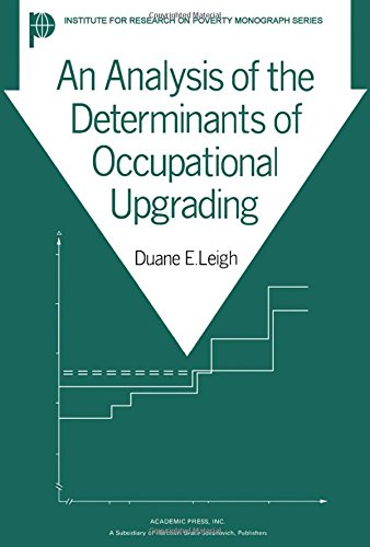 Analysis of the Determinants of Occupational Upgrading