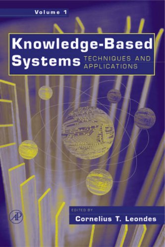 9780124438750: Knowledge-based Systems: Techniques and Applications