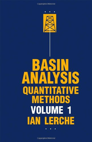 9780124441729: Basin Analysis, Vol. 1: Quantitative Methods