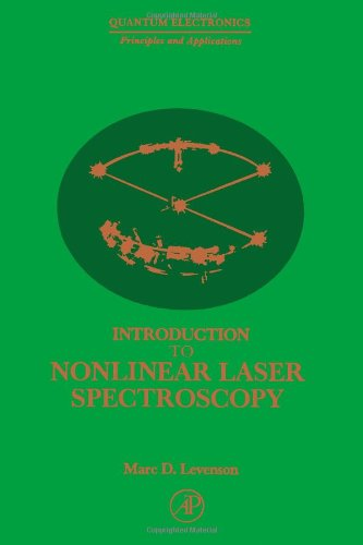 9780124447202: Introduction to Nonlinear Laser Spectroscopy (Quantum electronics--principles and applications)