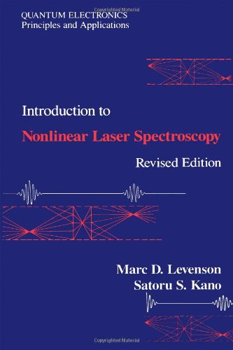 9780124447226: Introduction to Nonlinear Laser Spectroscopy (Optics and Photonics Series)