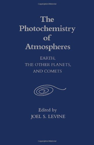9780124449206: The Photochemistry of Atmospheres: Earth, the Other Planets, and Comets