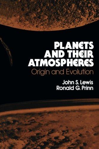 9780124465824: Planets and Their Atmospheres, Volume 33: Origins and Evolution (International Geophysics)