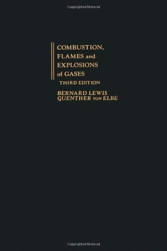9780124467514: Combustion, Flames and Explosions of Gases, Third Edition