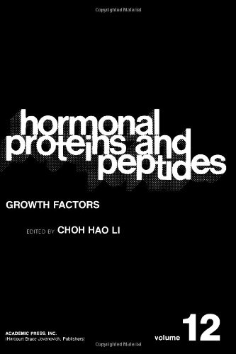 9780124472129: Hormonal Proteins and Peptides: Growth Factors v. 12