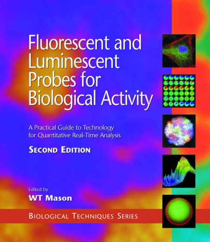 9780124478367: Fluorescent and Luminescent Probes for Biological Activity, Second Edition: A Practical Guide to Technology for Quantitative Real-Time Analysis (Biological Techniques Series)