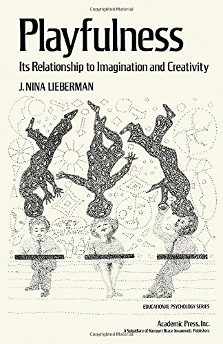 9780124494503: Playfulness: Its Relationship to Imagination and Creativity (Educational psychology series)