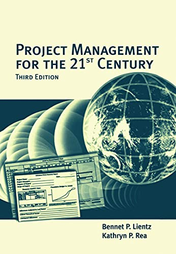 9780124499836: Project Management for the 21st Century