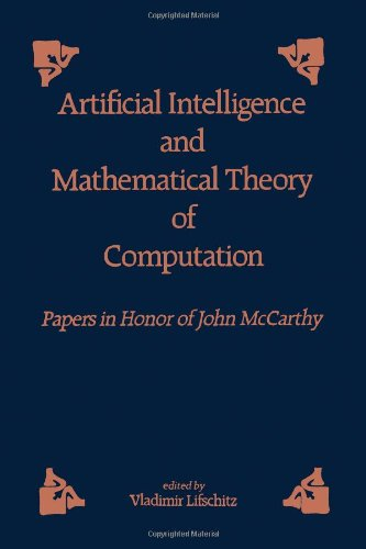 9780124500105: Artificial Intelligence and Mathematical Theory of Computation: Papers in Honor of John McCarthy