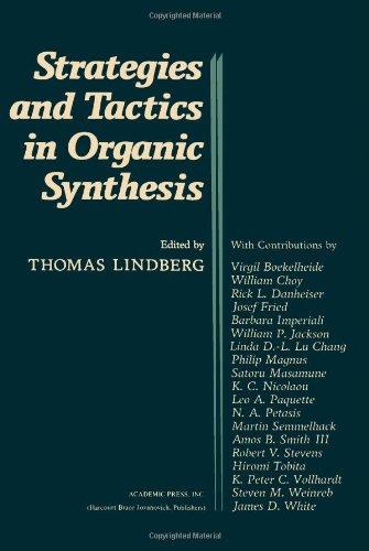 9780124502802: Lindberg Organic Synthesis V1