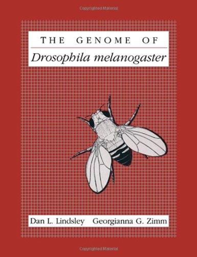 The Genome of Dropsophila Melanogaster: Lindsley, Dan L.;Zimm,
