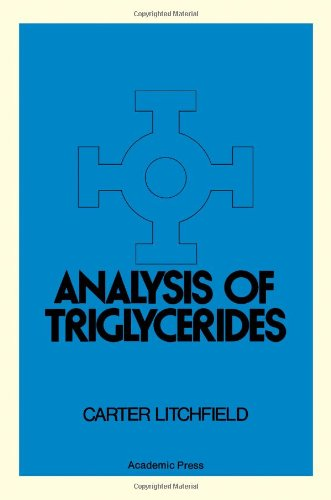 9780124519503: Analysis of Triglycerides