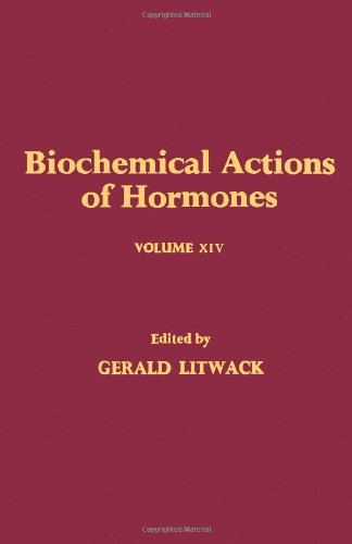 9780124528147: Biochemical Actions of Hormones, Volume 14;