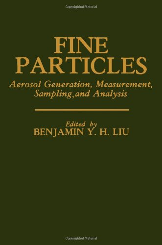 9780124529502: Fine Particles: Aerosol Generation, Measurement, Sampling, and Analysis