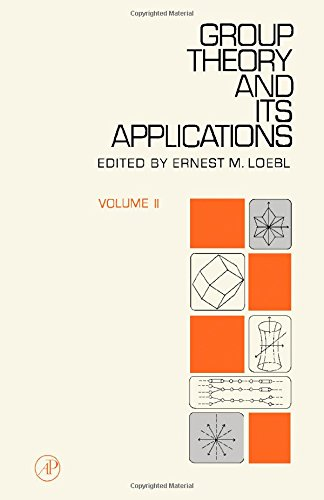 9780124551527: Group Theory and Its Applications: v. 2