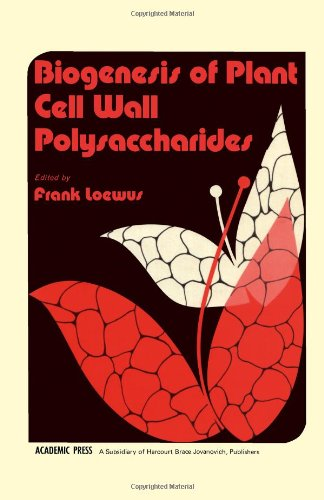 9780124553507: Biogenesis of Plant Cell Wall Polysaccharides
