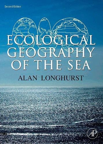 9780124555211: Ecological Geography of the Sea