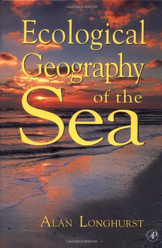 9780124555587: Ecological Geography of the Sea