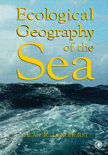 9780124555594: Ecological Geography of the Sea