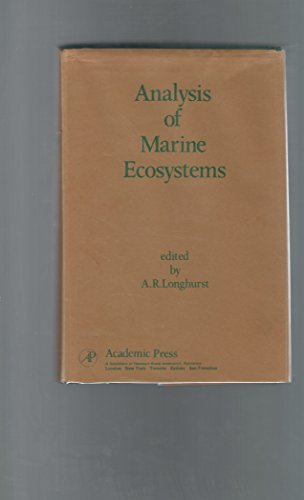9780124555600: Analysis of Marine Ecosystems