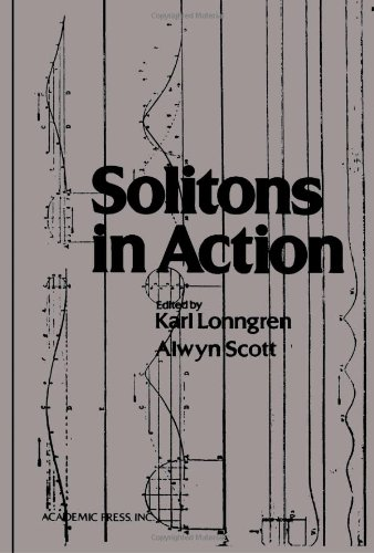 9780124555808: Solitons in Action