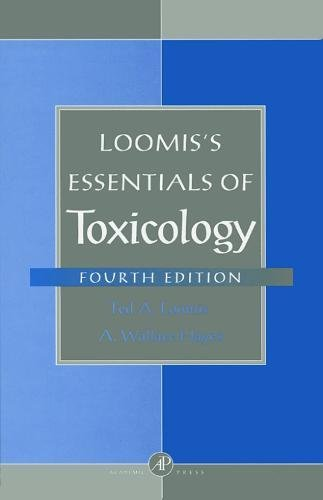 9780124556256: Loomis's Essentials of Toxicology, Fourth Edition