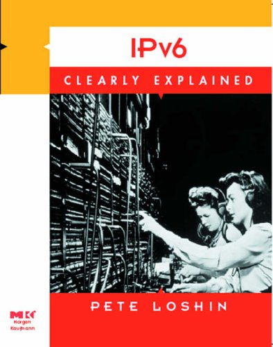 9780124558380: IPv6 Clearly Explained