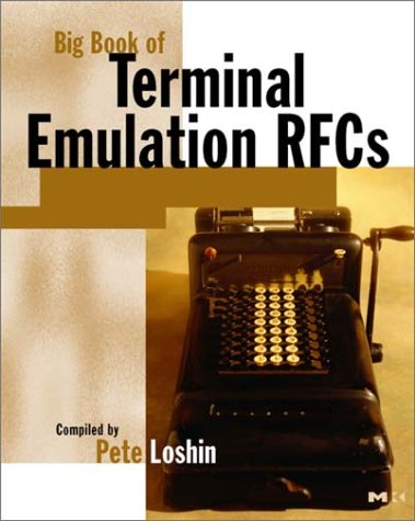 9780124558427: Big Book of Terminal Emulation RFCs (Big Books)
