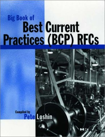 9780124558472: Big Book of Best Current Practices RFCs (Big Books)