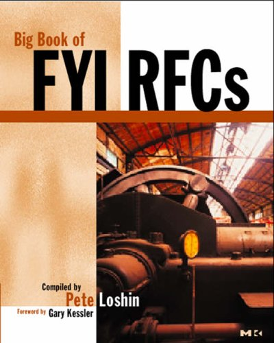 9780124558489: Big Book of FYI RFCs (Big Books)