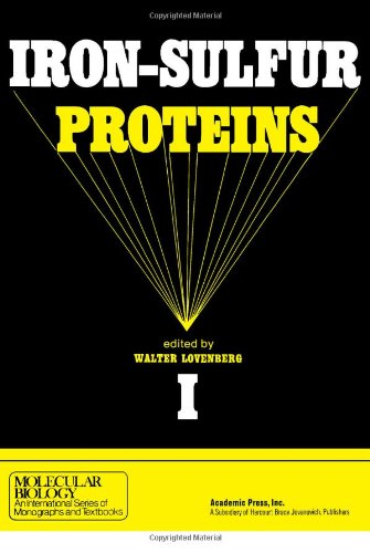 9780124560017: Iron-sulphur Proteins: v. 1 (Molecular Biology)