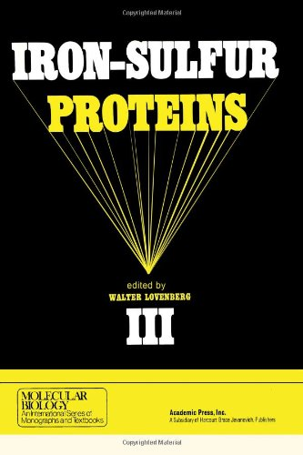 9780124560031: Iron-sulphur Proteins: v. 3 (Molecular Biology)